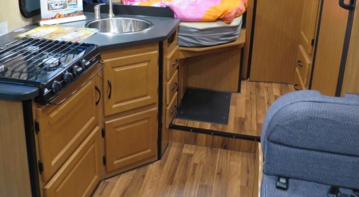 The Secret To Keeping Your RV Floors Clean