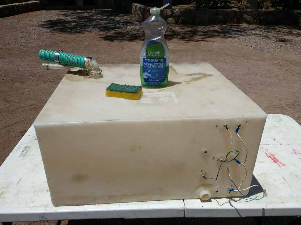 clean-water-tank