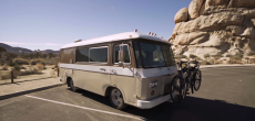 See Inside This Rare 1964 Clark Cortez RV
