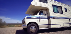 See How This Couple Remodeled A 1989 Class C Motorhome