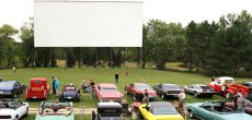 Bring Your RV To These 5 Classic Drive-in Theaters