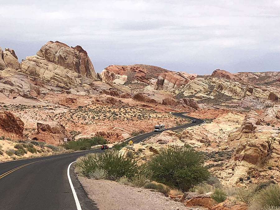 State Parks Near Las Vegas Nevada Valley Of Fire And Cathedral Rock