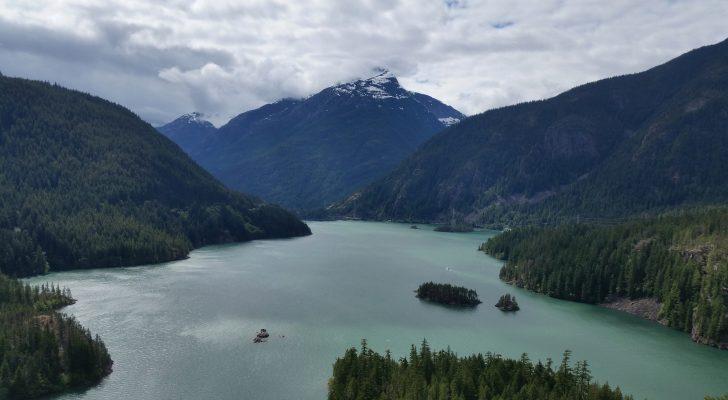 Take A Road Trip Through The American Alps