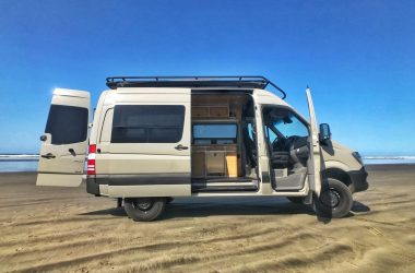 Build Out A Van With This Gorgeous Bamboo DIY Kit