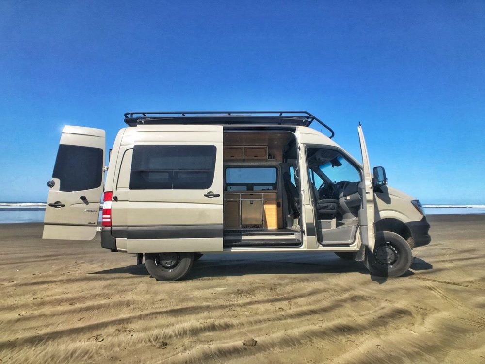 Truck Camper Plans Build Yourself: DIY Van Conversion Kits By ZENVANZ Are Easy To Install