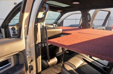 Sleep Comfortably In Your SUV Or Truck With This Kickstarter Success