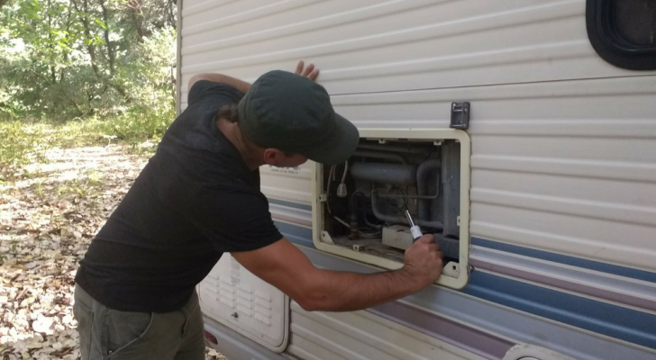 Make Your RV Fridge Run Better With This Easy Mod