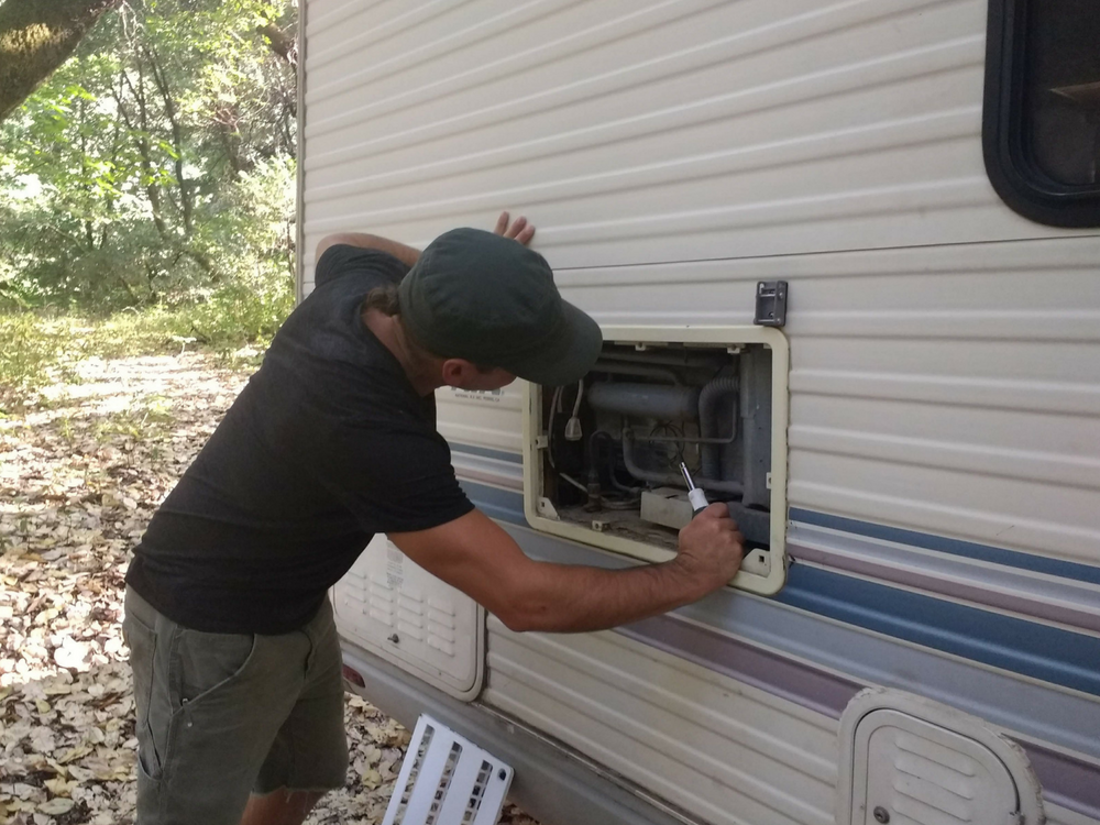 Fridge Mods: How To Make Your RV Fridge Run Better