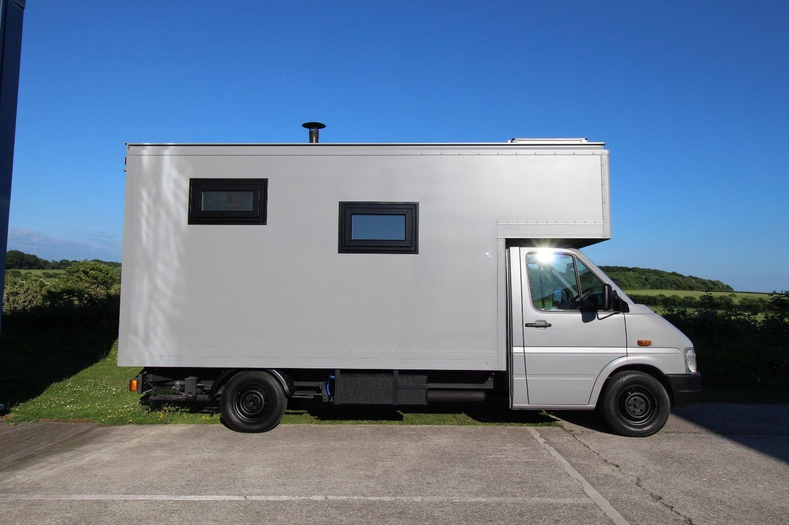 Unique Box Van Conversion Diy Inspiration Builds