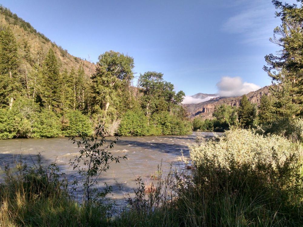 shoshone-river