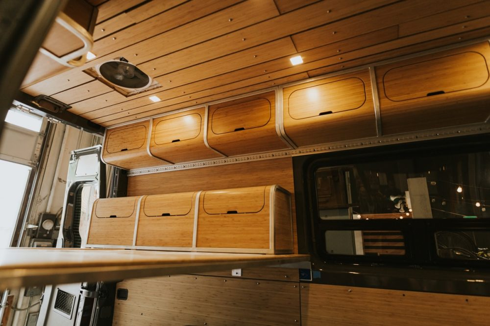 Diy Van Conversion Kits By Zenvanz Are Easy To Install