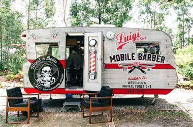 5 RVs Transformed Into Unique Spas & Salons
