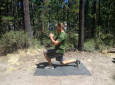 How To Get A Workout While Traveling With No Equipment