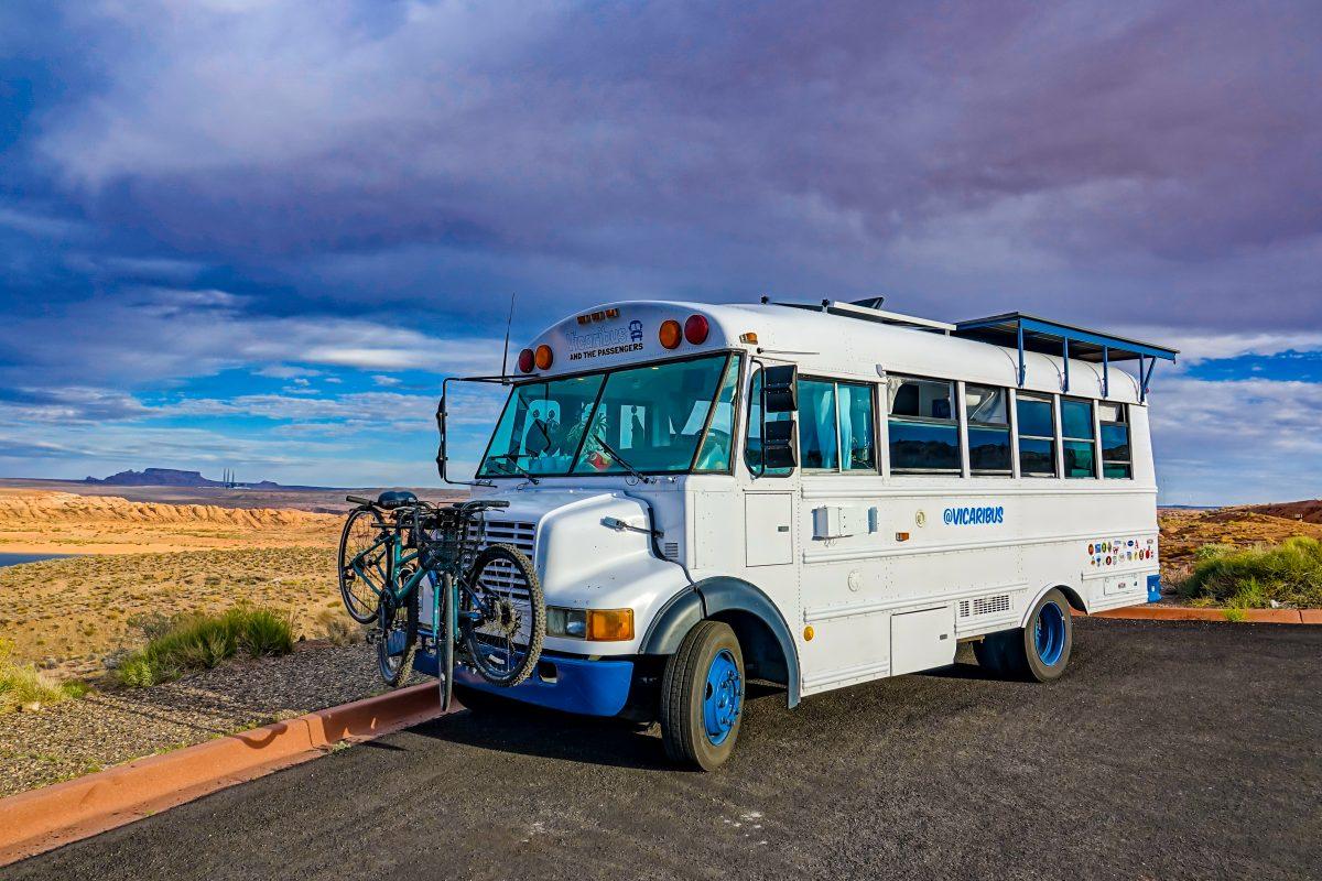 Bus Conversion Tour With Interior Photos Vicaribus