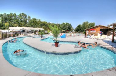 8 Luxurious RV Resorts With Lazy River Pools