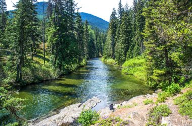 10 Places To Camp Near Refreshing Swimming Holes