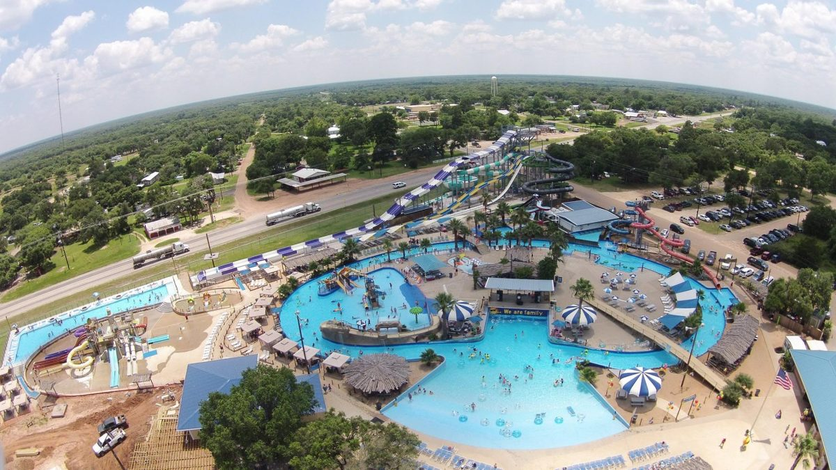 Lazy River Pools And Rv Resorts With Swimming Pools