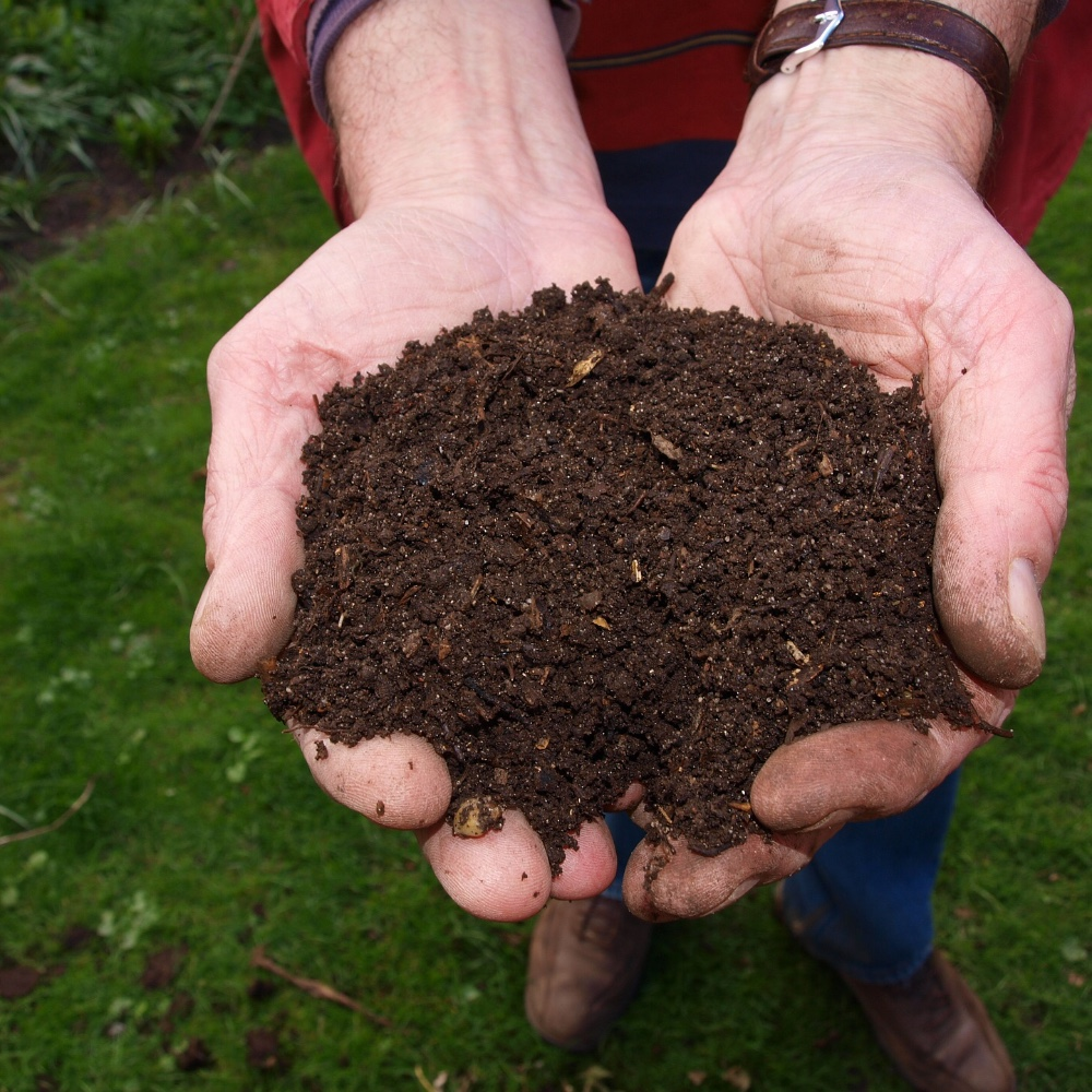 Compost in an RV