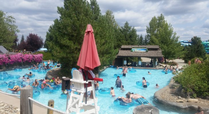 Visit The Largest Theme Park In The Pacific Northwest