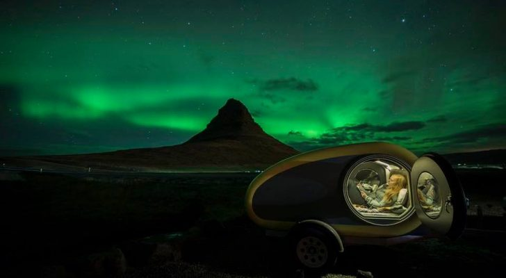 Sleep Under The Stars In These 5 Teardrop Trailers With Skylights