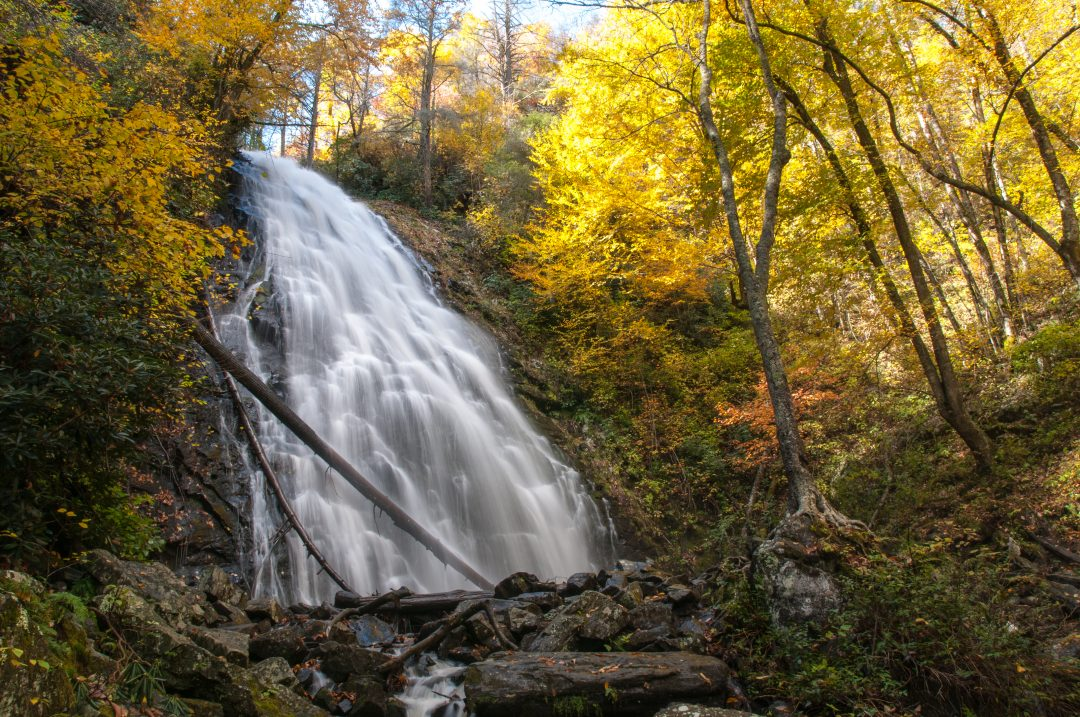 Crabtree Falls. Photo by Matthew Blouir/Flickr