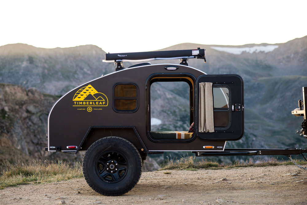 5 Teardrop Trailers With Skylights For Stargazing