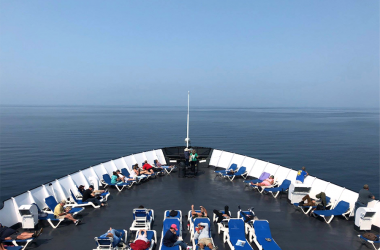 Take Your RV On These 5 Bucket-List Ferry Trips