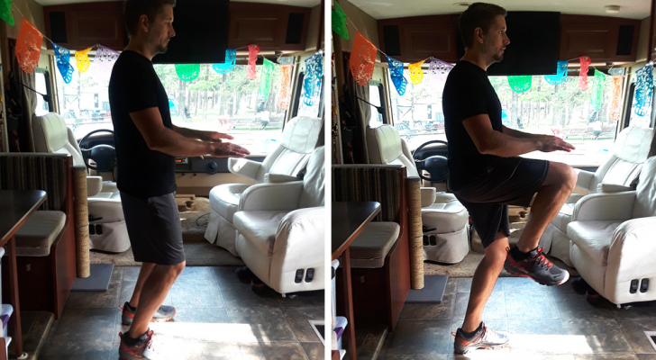 How To Get A Great Workout Without Leaving Your RV