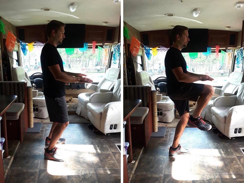high-knees-rv-workout
