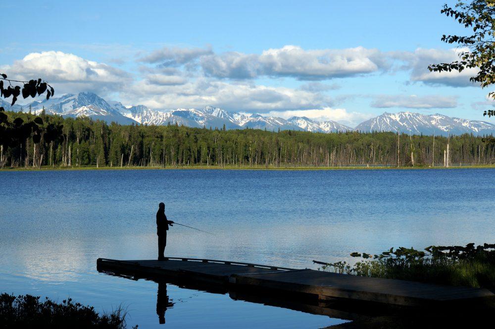 Рыбалка в канаде фото