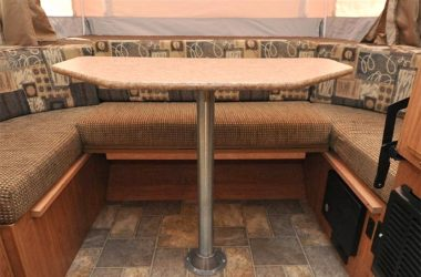 4 Cheap Ways To Add Swivel Action To Your RV Pedestal Table