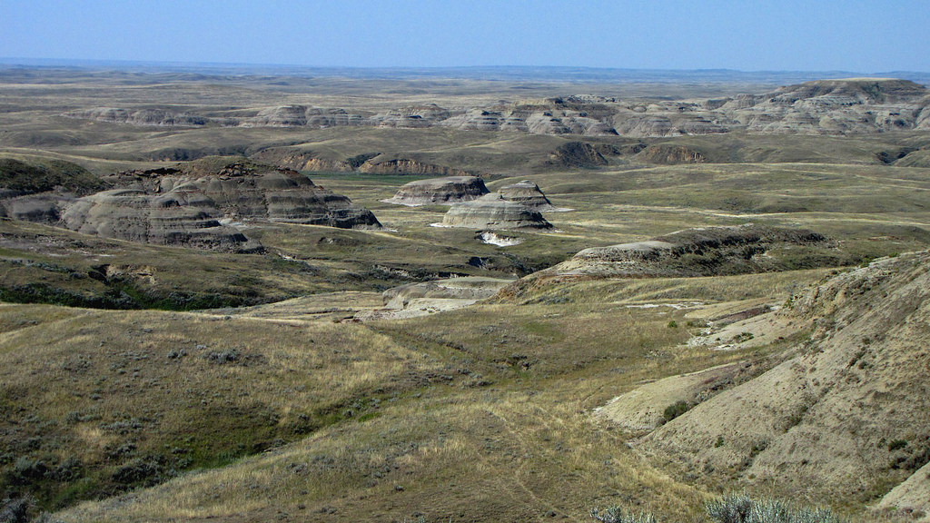 Badlands - Canada's National Parks