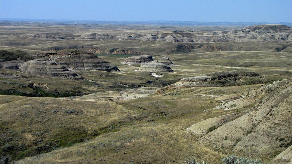Badlands - Canada's National Parks