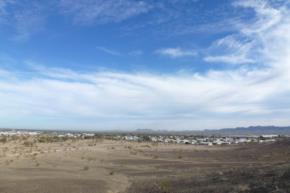 Quartzsite, Arizona. Photo via Chris English/Wikipedia