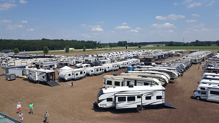 Campers For Sale In Indiana By Owner >> Things To Do In Elkhart Indiana For Rvers And Campers