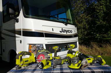 10 Must-Have Cordless Power Tools For RV Repairs