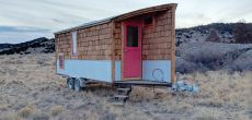 Can't Decide On An RV Or A Tiny House? How About A Mix Of Both?