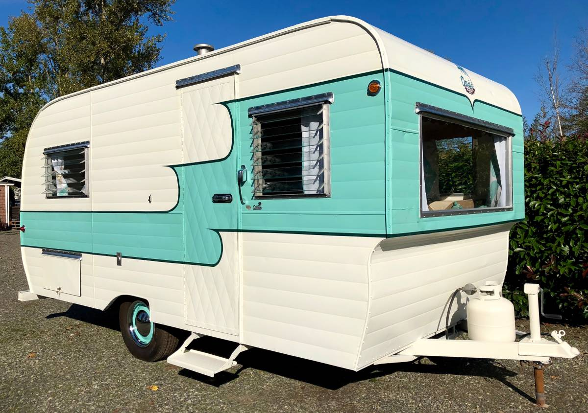 Ca  30 Resultater: Vintage Travel Trailers For Sale Craigslist