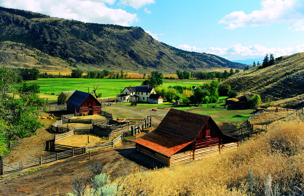 Visit Hat Creek Ranch on your Perfect Road Trip - Photo courtesy of Flickr - Canadian Registry
