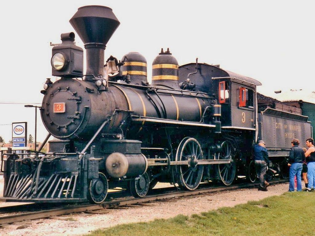 Historic Train Travel