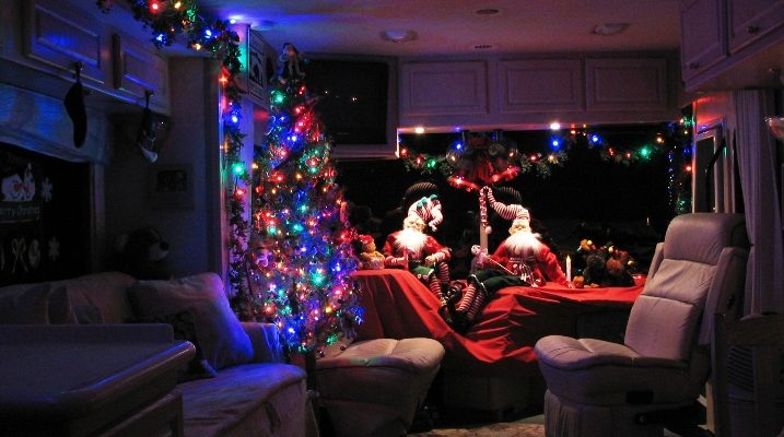 6 Ways To Make The Holidays Memorable In An RV