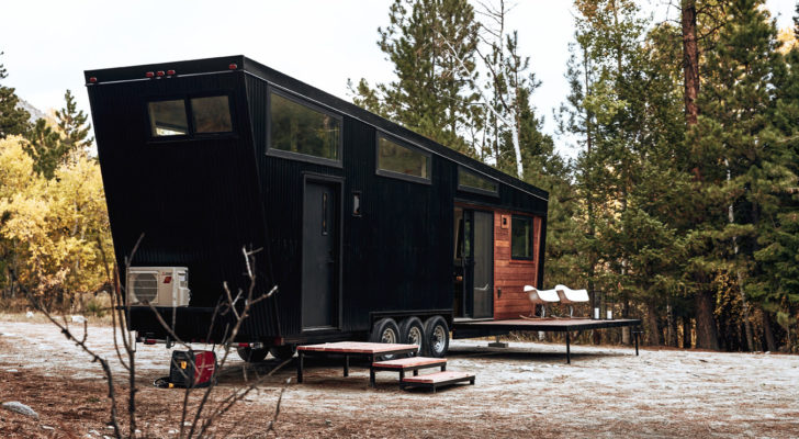 Take A Look Inside This Luxurious Home On Wheels