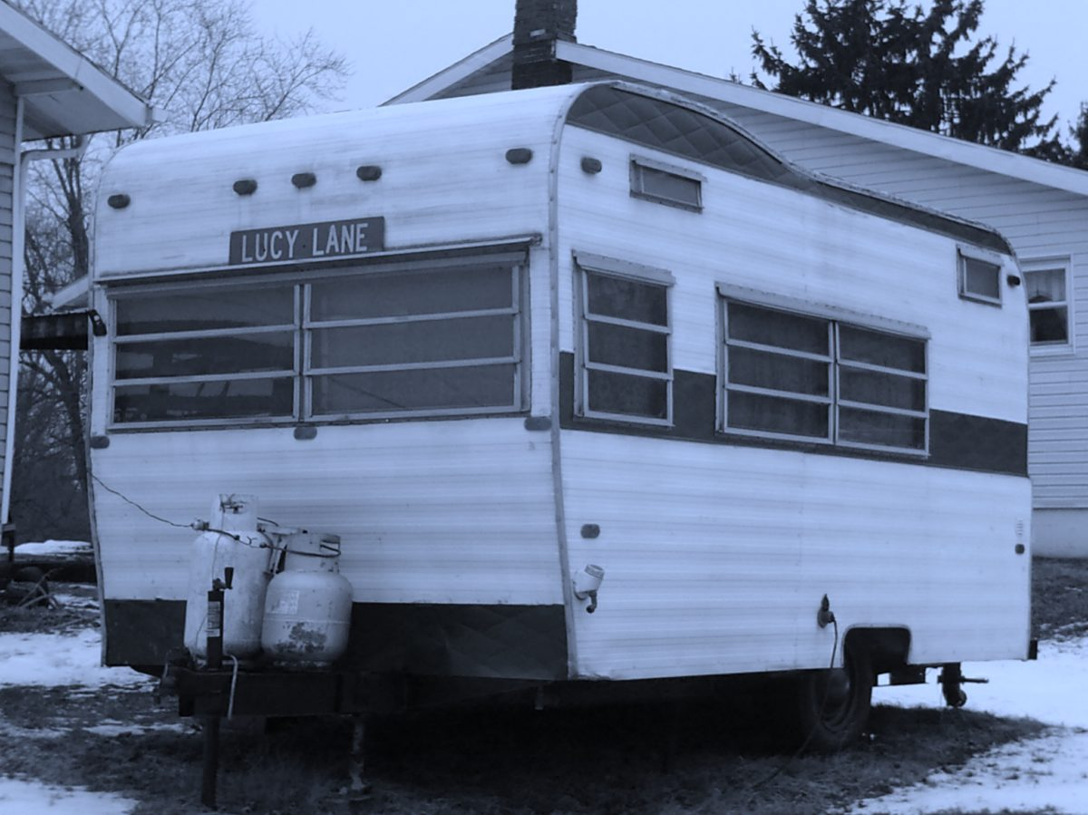 1969 Trotwood Travel Trailer. Photo by sub35089 on Wikipedia