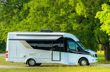 A First Look At The New 2019 Ultra Brougham RV