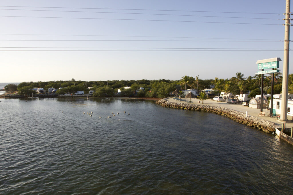 Big Key Fishing Lodge