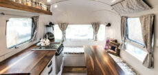This Company Is Turning Vintage Airstreams Into Works Of Art