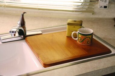 5 Ways To Get More Counter Space In Your RV Kitchen