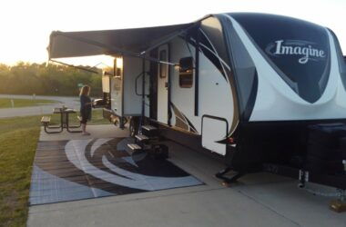 Everything You Need To Know About RV Awning Maintenance