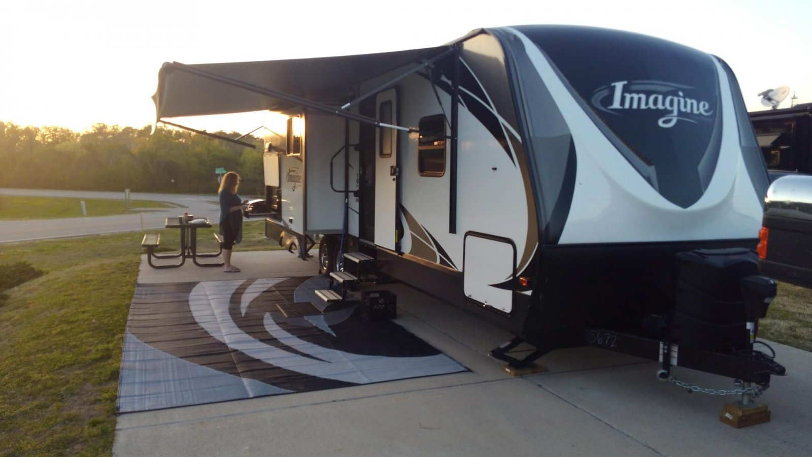 Rv Awning Maintenance Tips How To Clean My Rv Awning