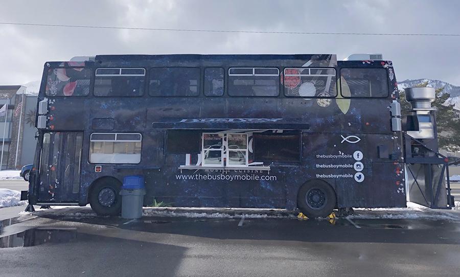 Bus Boy